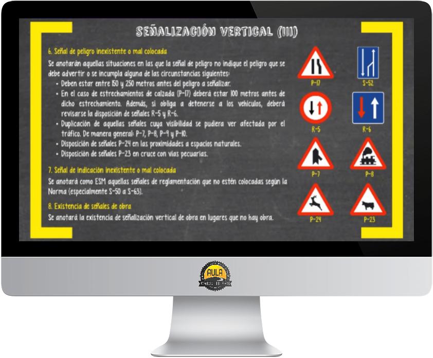 Vídeos Inspecciones de Seguridad Vial 03