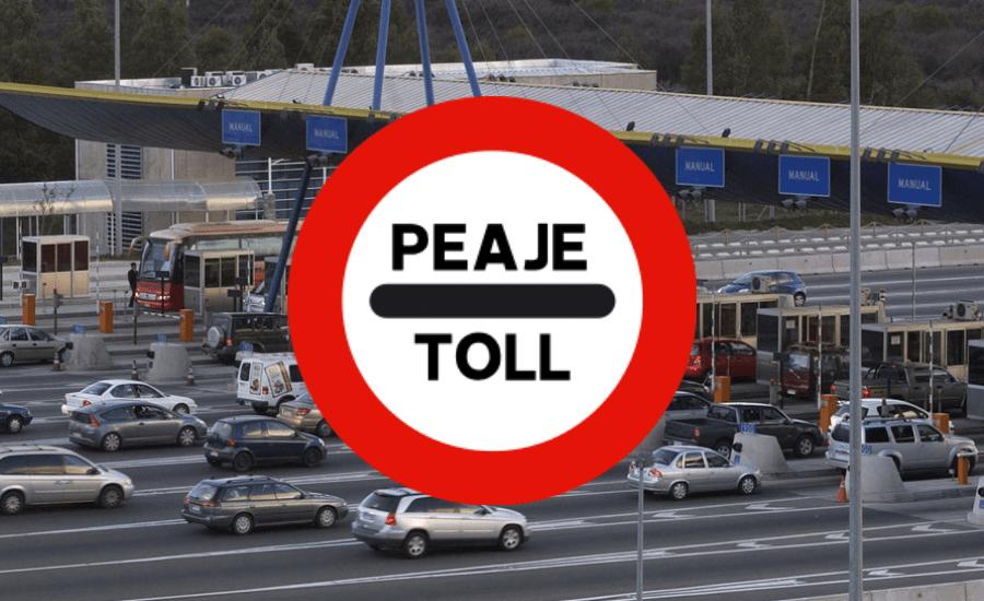 Eliminar los peajes de carretera