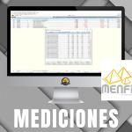 mediciones en menfis