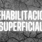 rehabilitación estructural de firmes