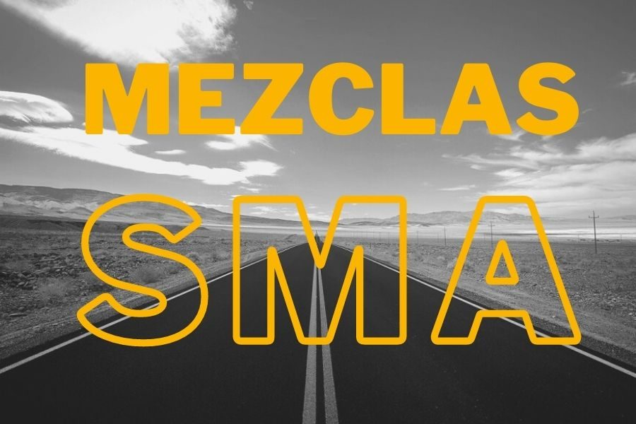 mezclas SMA